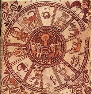 An Ancient Zodiac